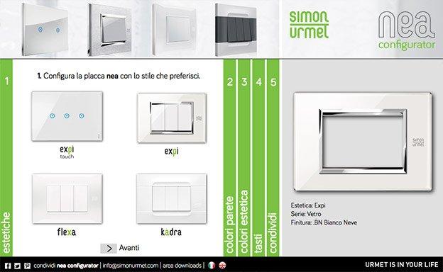 configuratore_simon_urmet